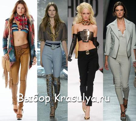 Модная одежда весна-лето 2015