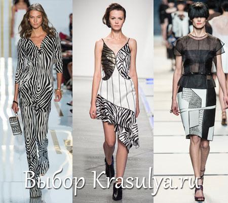 в цвете превращаются в интересные ...: krasulya.ru/fashion-i-style/1159-modnaja-odezhda-v-cherno-belyj...
