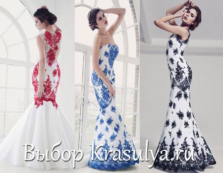 Wedding Saloon :: Цветные свадебные платья 2015