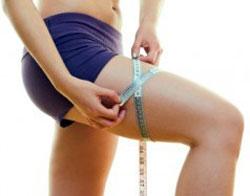 как сильно похудеть в ногах сильно