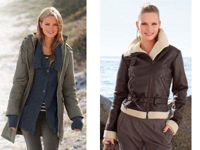 Модные куртки для девушек