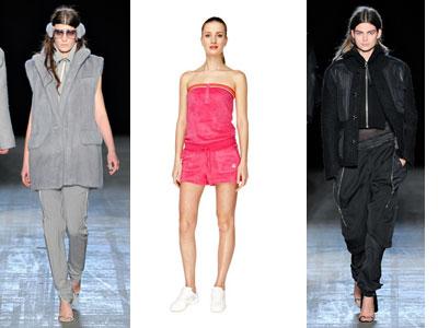 Модная спортивная одежда для девушек