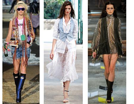 Жилетки великолепно сочетаются с юбками, джинсами, брюками, шортами. Причем жилетки можно носить круглый год. Например, летом и весной очень актуальны