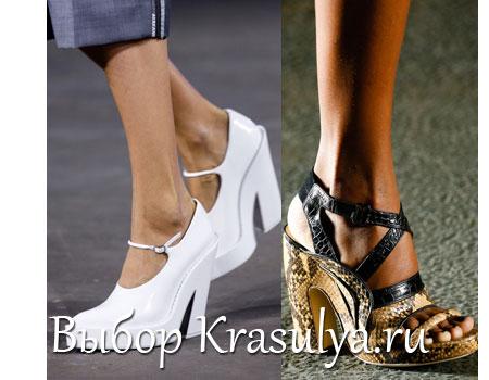 Обувь весна осень 2014 все о моде