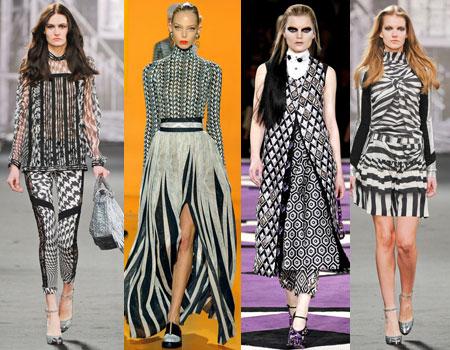 Мода Одежды 2012