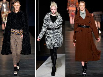 Пальто для девушек осень зима 2011 2012