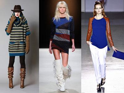Сумки 2009 от прада, джинсы с большой матней, любэ клетчатые брюки, пиво...