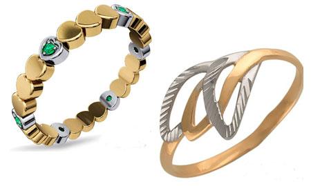 золотое кольцо со знаком бесконечности значение